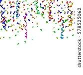celebration background template ...   Shutterstock .eps vector #578525062