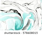 handmade marble background... | Shutterstock . vector #578608015