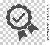 validity seal icon. vector... | Shutterstock .eps vector #578660476