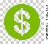 money icon. vector illustration ... | Shutterstock .eps vector #578675515