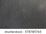Steel Grating Of Loudspeaker ...