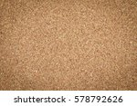 Brown Vintage Cork Board...