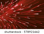 Abstract Particles Background ...