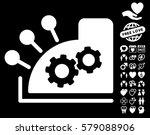 cash register icon with bonus...   Shutterstock .eps vector #579088906