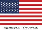 flags america | Shutterstock .eps vector #579099685