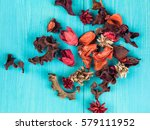 Colorful Scented Potpourri Roo...