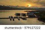nature landscape | Shutterstock . vector #579127222