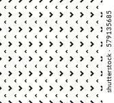 seamless pattern with arrows | Shutterstock . vector #579135685