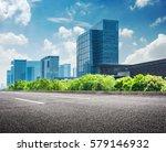 modern buildings | Shutterstock . vector #579146932