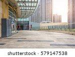 exterior of modern buildings | Shutterstock . vector #579147538