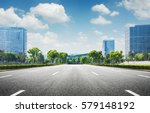 modern buildings | Shutterstock . vector #579148192