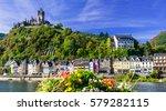Travel In Germany   River...