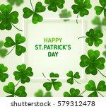Saint Patrick\'s Day Banner Wit...