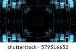 futuristic background   Shutterstock . vector #579516652
