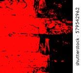 Grunge Background Of A Fragmen...