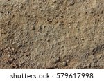 dry stony ground