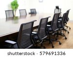 conference chair | Shutterstock . vector #579691336