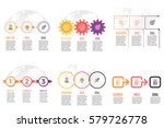 business infographics.... | Shutterstock .eps vector #579726778