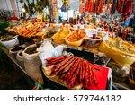 batumi  georgia. heap of... | Shutterstock . vector #579746182