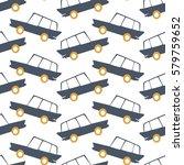 cars pattern   Shutterstock .eps vector #579759652