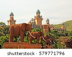 sun city  south africa  ... | Shutterstock . vector #579771796