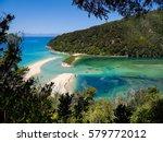 Small photo of Lagoon - Abel Tasman Nationalpark New Zealand