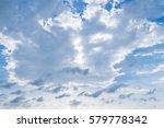 sky clouds | Shutterstock . vector #579778342