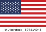 the united states  | Shutterstock .eps vector #579814045