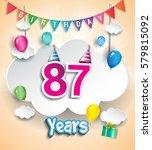 87th anniversary celebration