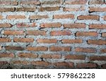 brick wall | Shutterstock . vector #579862228