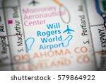 Will Rogers World Airport. Oklahoma. USA