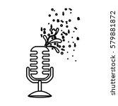 Microphone Icon Stock Image ...