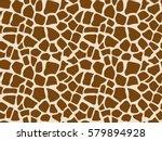 Giraffe Seamless Pattern....