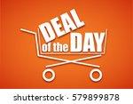 shopping cart  icon  symbol... | Shutterstock .eps vector #579899878