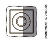 coffee espresso icon image ...   Shutterstock .eps vector #579900205