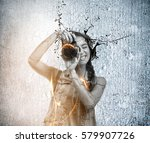 professional photographer on... | Shutterstock . vector #579907726