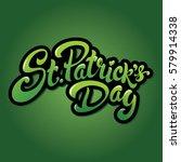 St. Patrick\'s Day Hand Drawn...