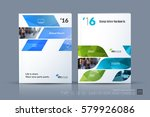 business vector template.... | Shutterstock .eps vector #579926086