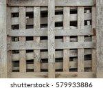 Old Wooden Pallet For...