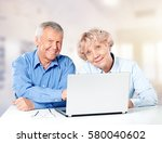 senior adult. | Shutterstock . vector #580040602