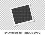 square frame template with... | Shutterstock .eps vector #580061992