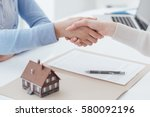 real estate broker and customer