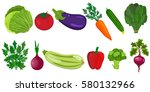 eco food menu background. fresh ... | Shutterstock . vector #580132966