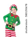 Funny And Adorable Elf...