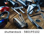 Tools And Accessories Set For...