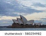 sydney   december 29  the...   Shutterstock . vector #580254982