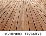 perspective wooden floor   Shutterstock . vector #580433518