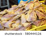 Chinese Waxed Duck Sold In The...