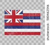vector grunge styled flag of...   Shutterstock .eps vector #580462546