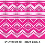 christmas and new year design... | Shutterstock .eps vector #580518016
